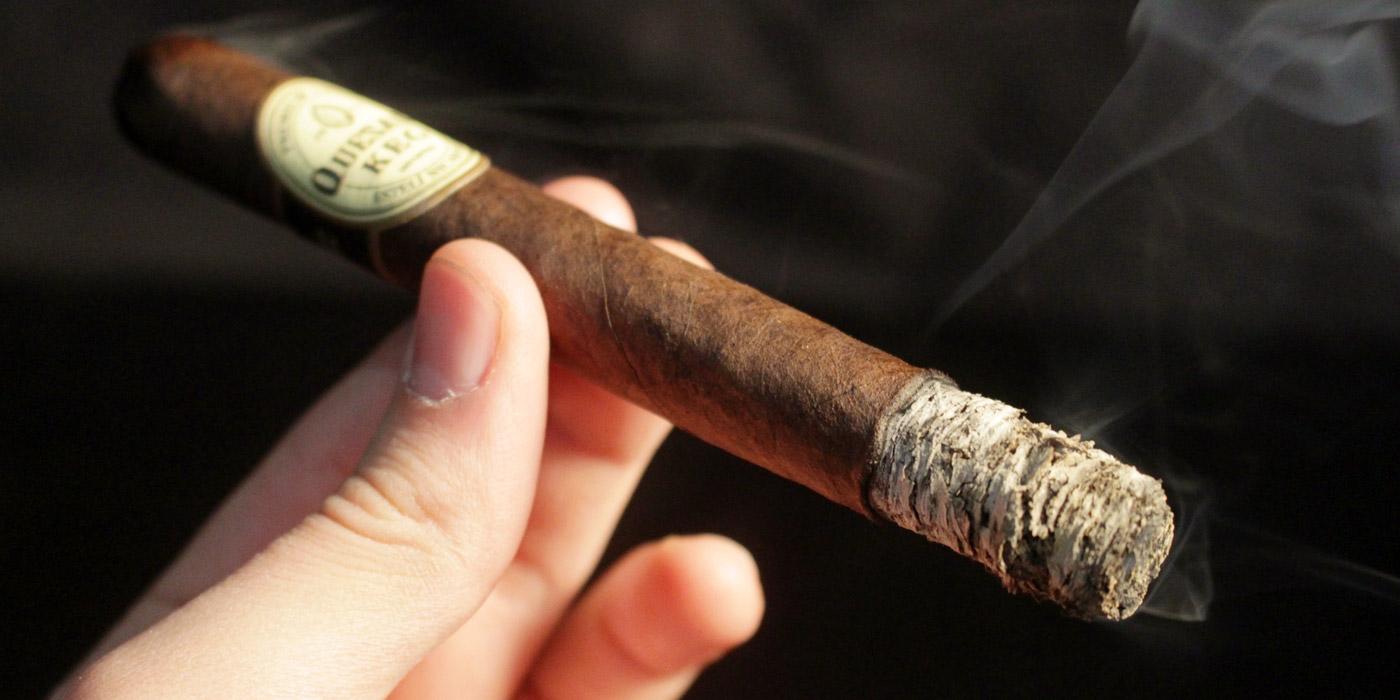 Quesada Keg 2016 lonsdale cigar review