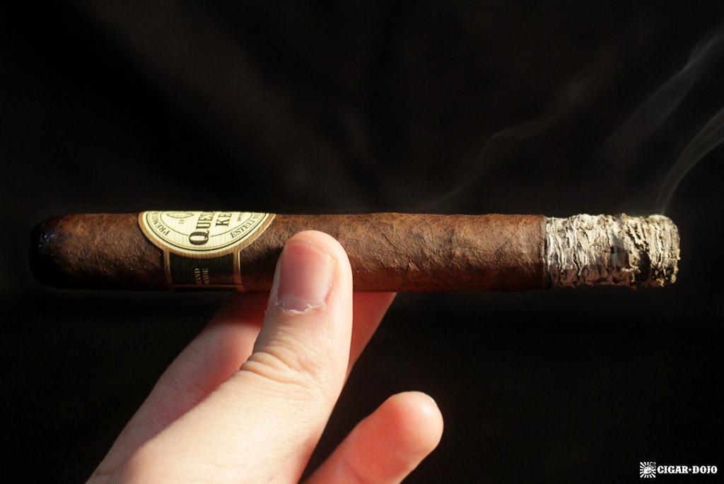 Quesada Keg 2016 smoking cigar review