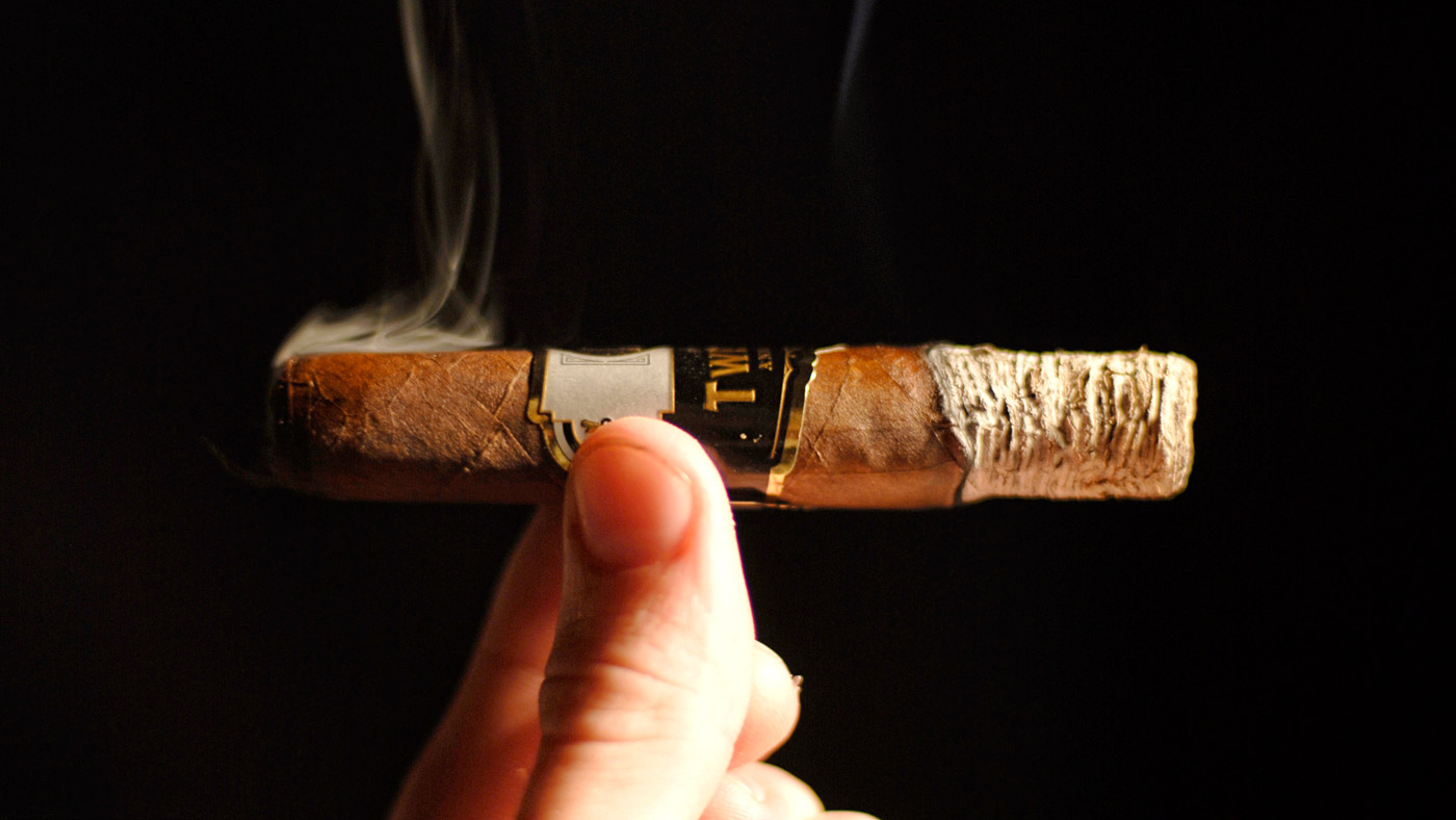Rocky Patel Twentieth Anniversary cigar review
