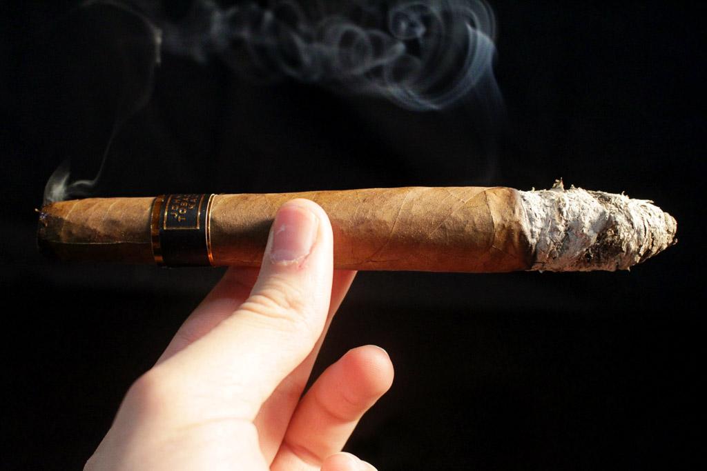 Room 101 Johnny Tobacconaut cigar review