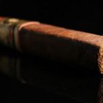 Arturo Fuente Don Carlos Eye of the Shark cigar foot