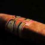 Arturo Fuente Don Carlos Eye of the Shark cigar band ribbon