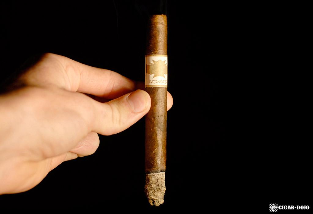 Nomad H-Town San Andrés Lancero cigar review