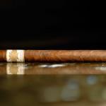Nomad H-Town San Andrés Lancero cigar side