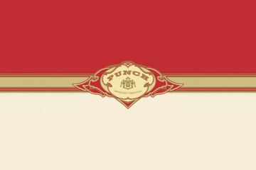 Punch Rare Corojo cigar logo