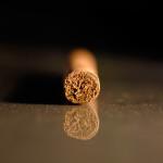 Smoke Inn Eight Ball cigar foot