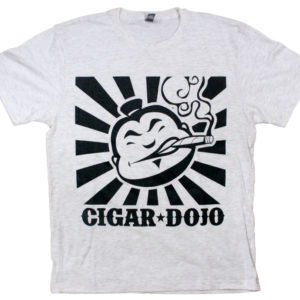 White and Black Cigar Dojo premium shirt for sale