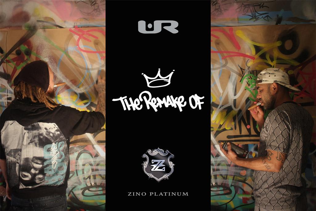 "ZINO PLATINUM UR NEW YORK ""The Remake"" cigar series"