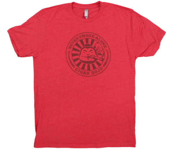 Cigar Dojo 2016 Red *Insignia* T-Shirt