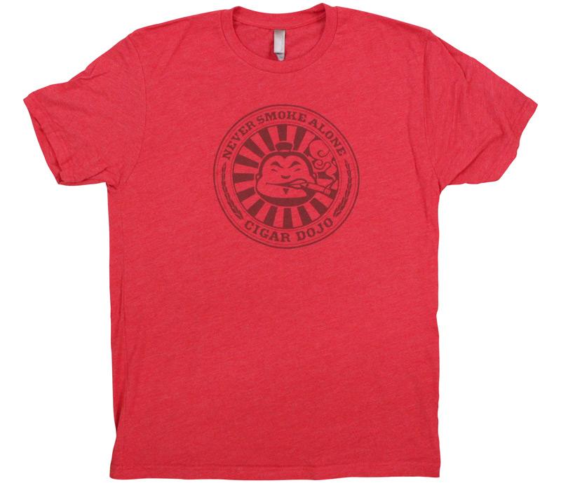 Cigar Dojo 2016 Red *Insignia* T-Shirt