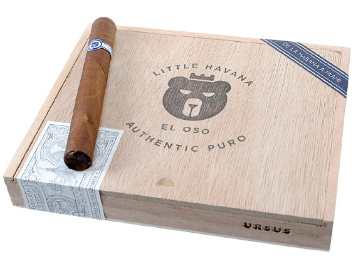 Warped El Oso Ursus cigar packaging