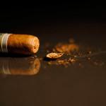 Cohiba Luxury Selection No. 2 cigar head