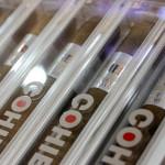 Cohiba Luxury Selection No. 2 cigar packaging