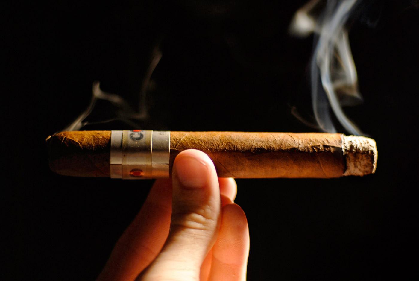 Cohiba Luxury Selection No. 2 cigar review