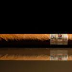 Cohiba Luxury Selection No. 2 cigar side