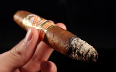 Espinosa Laranja Reserva DeSocio cigar review