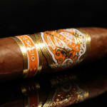 Espinosa Laranja Reserva DeSocio cigar band