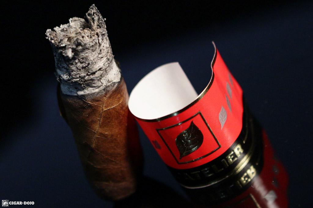 L'Atelier Extension de la Racine ER15 cigar review and rating