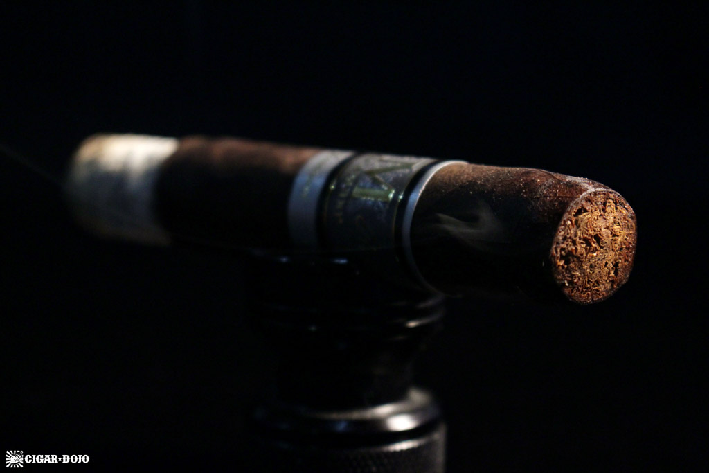 Macanudo Estate Reserve 2015 cigar review cigar head