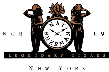 Nat Sherman Since 1930 logo