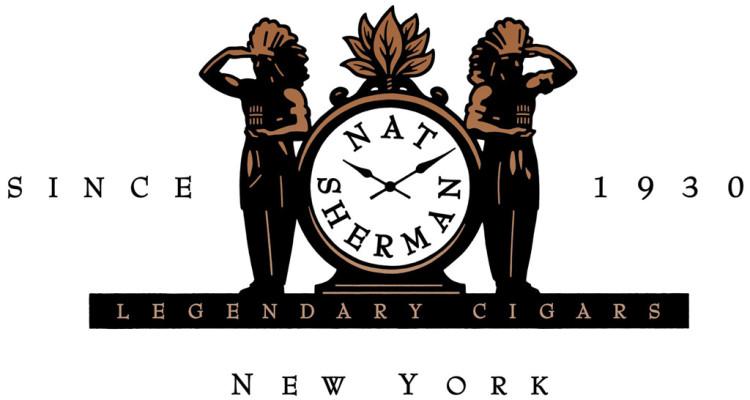 Nat Sherman Since 1930 logo
