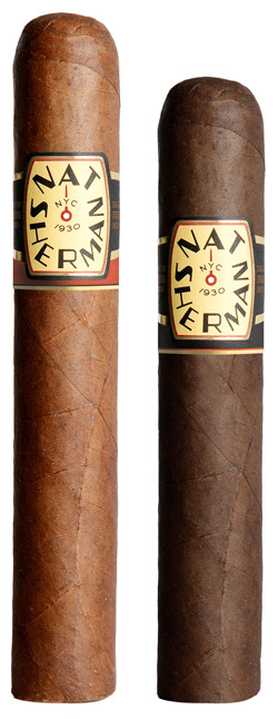 Nat Sherman Timeless Collection 2016 updated cigar bands