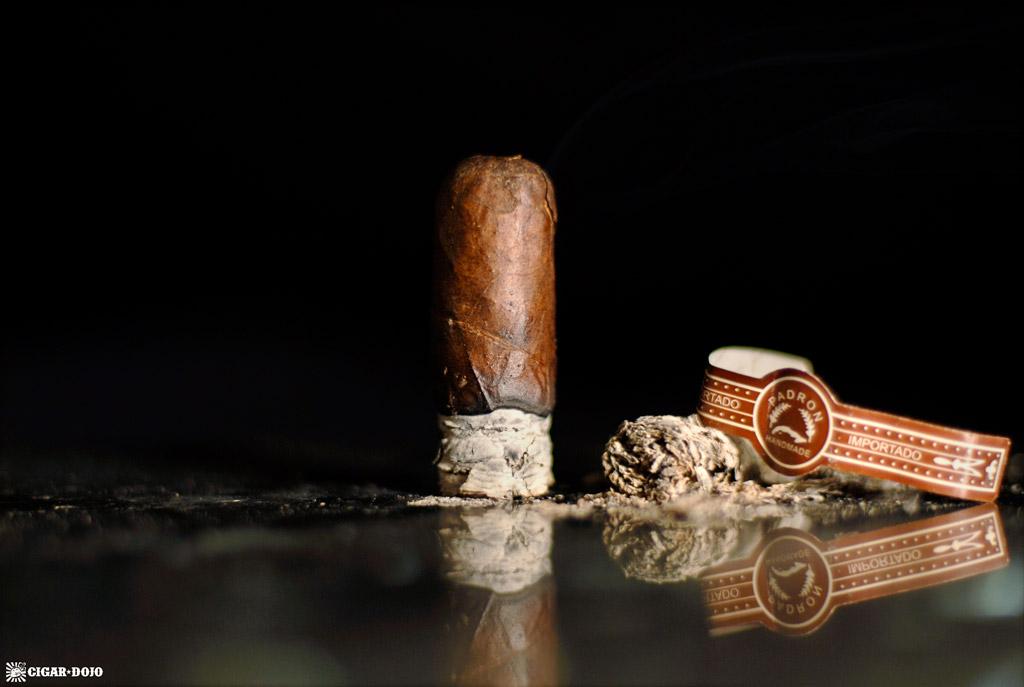 Padrón Series 2000 Maduro cigar review and rating