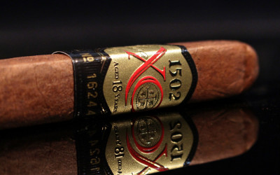 1502 XO cigar review