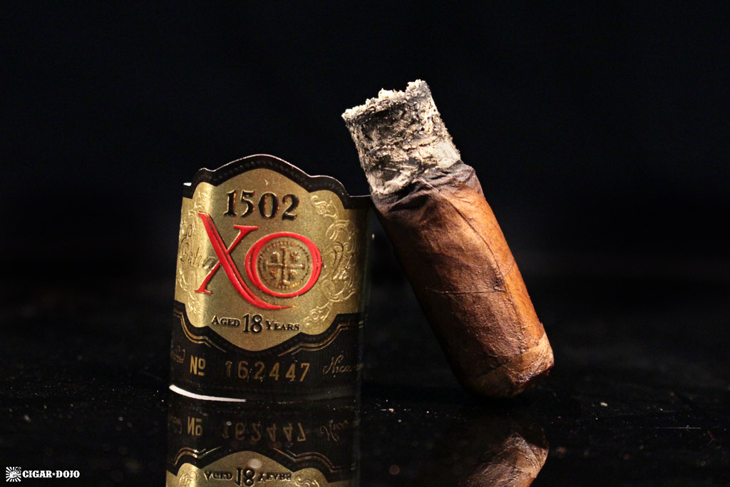 1502 XO cigar review and rating