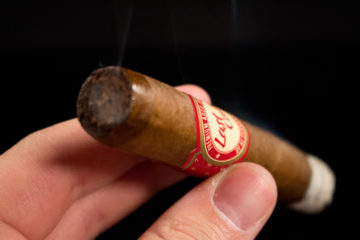 AJ Fernandez Last Call cigar review