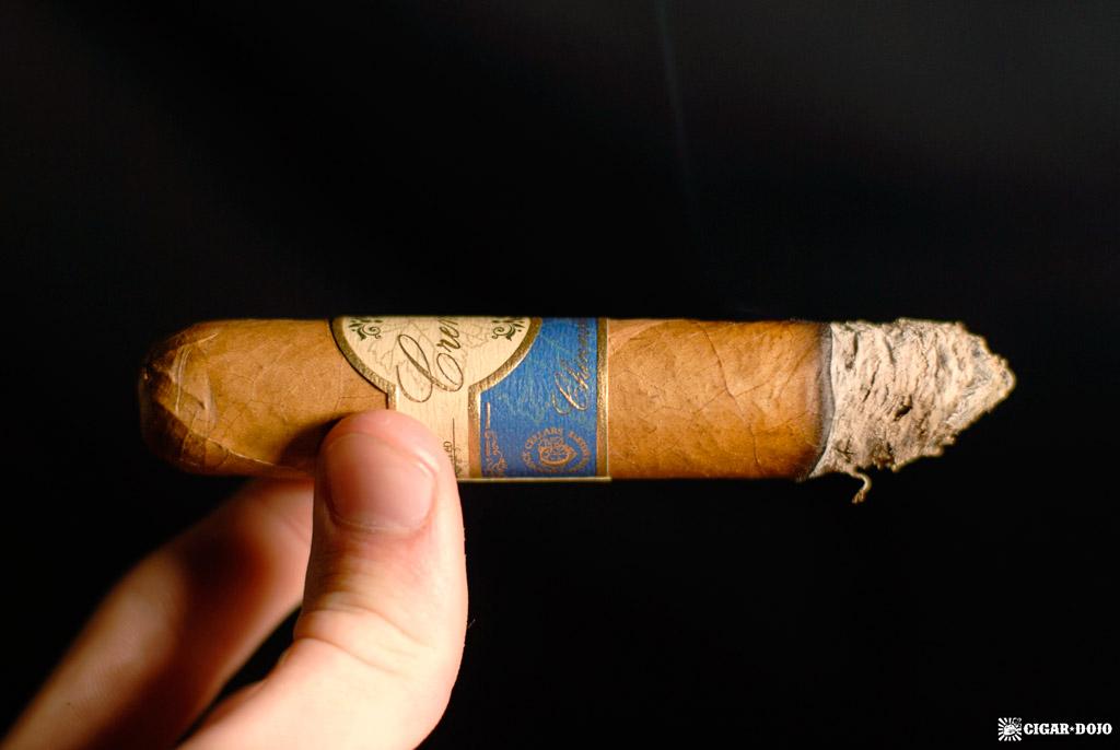 Chinnock Cellars Cremoir Toro cigar review