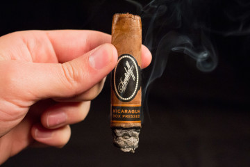 Davidoff Nicaragua Box Pressed Robusto cigar