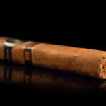 Davidoff Nicaragua Box Pressed Robusto cigar foot