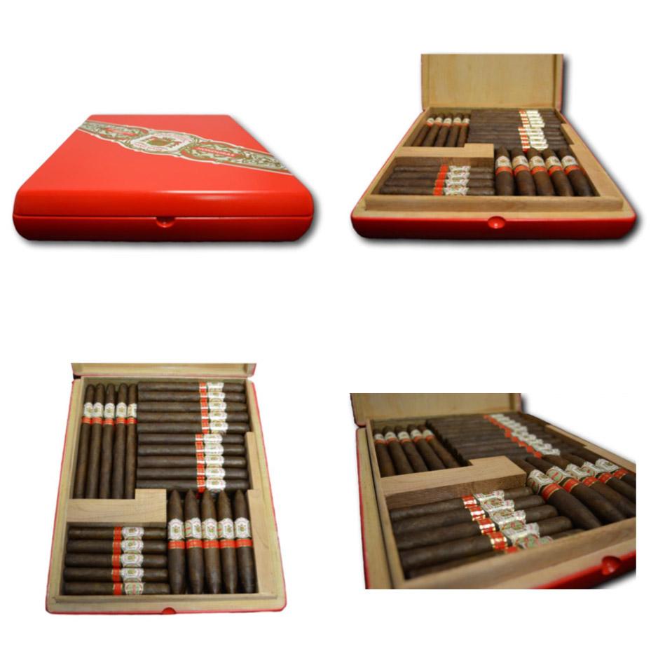 Gran Habano La Colección de Elegancia cigar sampler box
