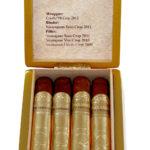 H. Upmann Ingot TheBANKER – Private Holding open cigar box