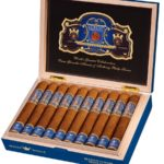 Serino Cigar Co. Medio open box