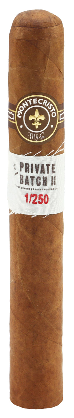 Montecristo Grupo de Maestros Private Batch II cigar