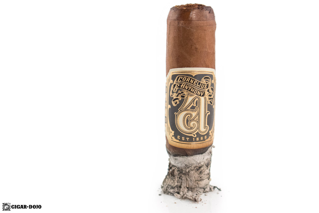 Cornelius & Anthony Daddy Mac cigar review and rating