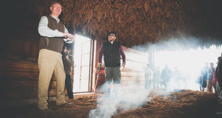 Drew Estate Barn Smoker Event