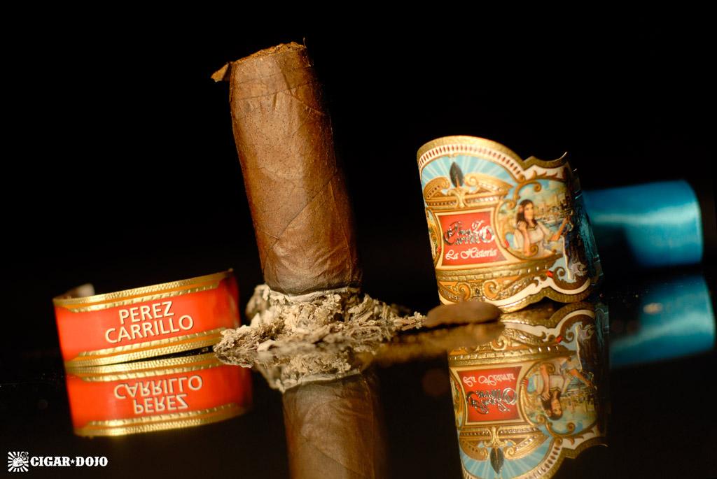E.P. Carrillo La Historia E-III cigar review and rating