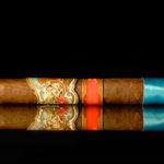 E.P. Carrillo La Historia E-III cigar side