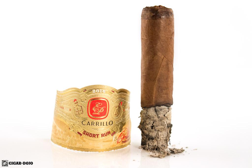 E.P. Carrillo Short Run 2016 cigar review and rating