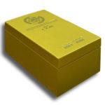 George Rico Private Humidor Selection MLG 2007-2008 cigars gold bar box packaging