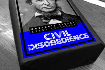 MoyaRuiz Civil Disobedience cigar packaging