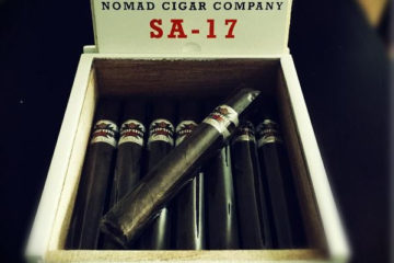 Nomad Cigar Co. SA-17 cigar announcement