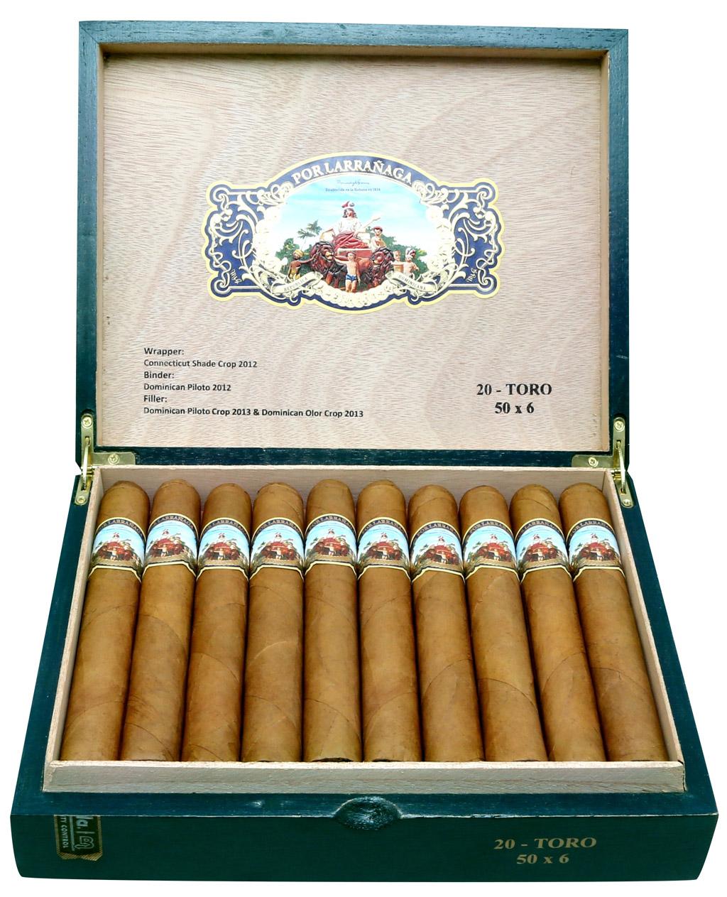 por-larranaga-2016-cigar-box-open