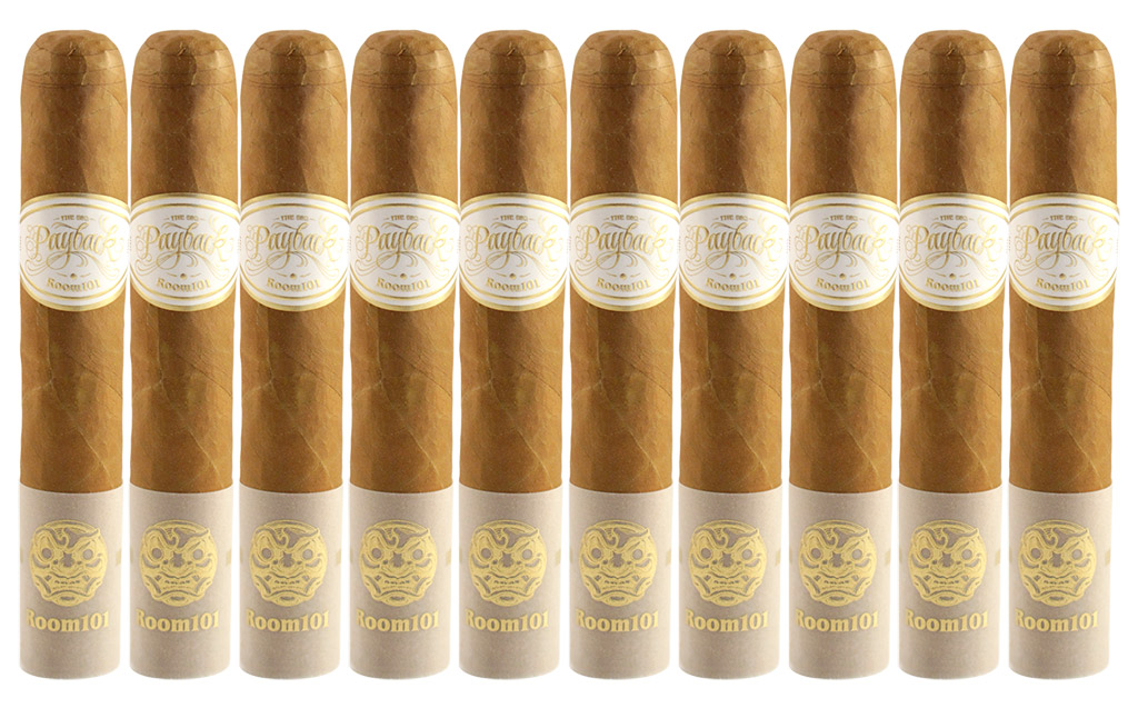 Room101 The Big Payback Connecticut cigar 10-pack
