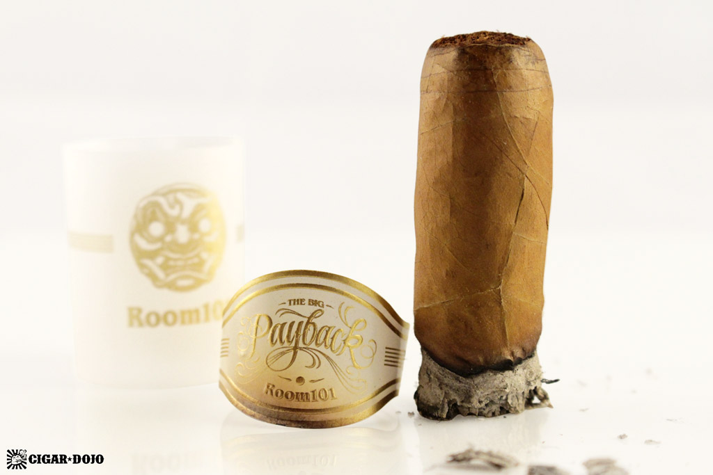 Room101 The Big Payback Connecticut cigar review and rating