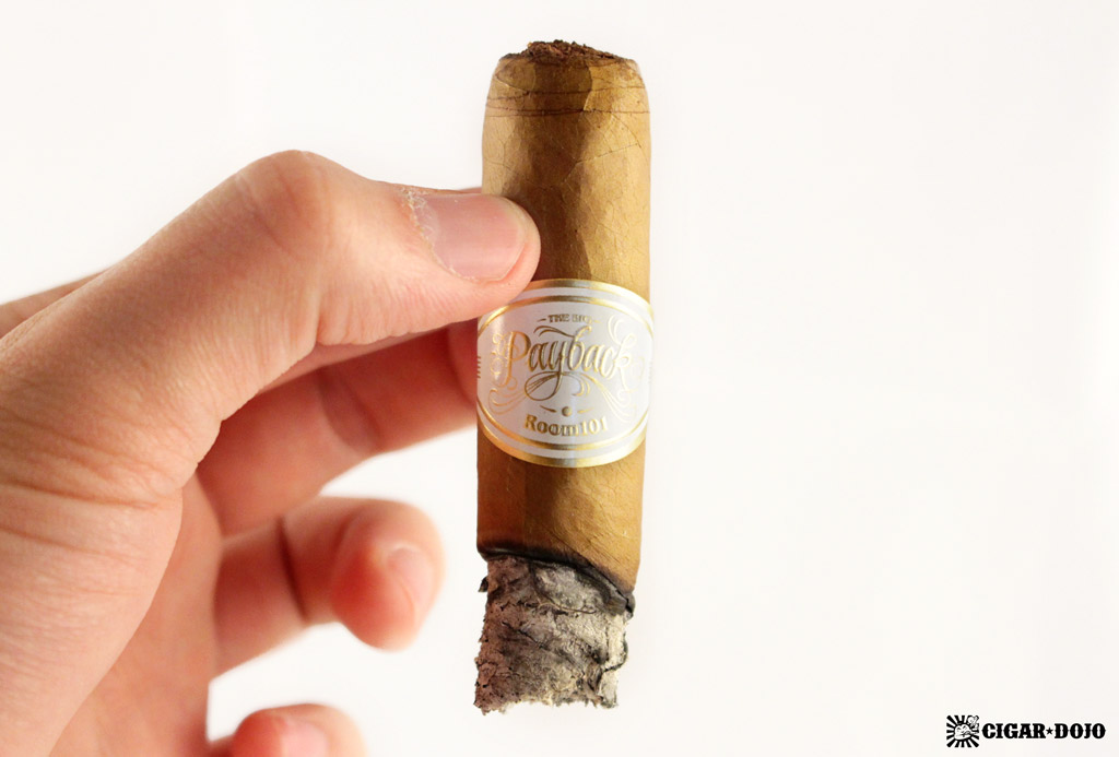 Room101 The Big Payback Connecticut robusto cigar review