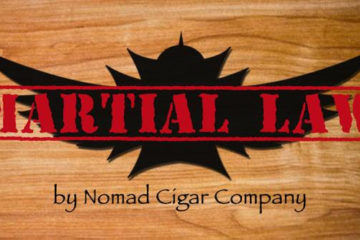 Martial Law cigar by Nomad